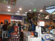 H Black Friday έφερε 'ουρές' στα μαγαζιά και τόνωσε την αγορά της Πάτρας!