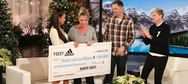 Kardashian - West: Δώρισαν 500.000 δολ. στους πληγέντες της πυρκαγιάς στην Καλιφόρνια (video)