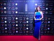 Τι έκανε η Πατρινή εικαστικός Μαρία Γούτα στον τελικό του 'The Global Art' στο Ντουμπάι;