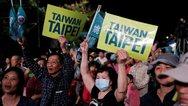 Ταϊβάν: Παραιτήθηκε ο πρωθυπουργός Γουίλιαμ Λέι