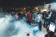 Γκάζια, μουσική και νιάτα στην κεντρική πλατεία της Ακράτας (pics)