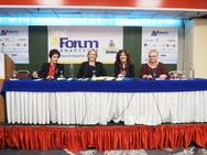 Πάτρα - Το σημαντικό κοινωνικό έργο του εθελοντισμού παρουσιάστηκε στο 21ο Forum Ανάπτυξης!