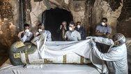 Νείλος: H άθικτη σαρκοφάγος γυναίκας ηλικίας 3.000 ετών (pics)