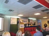 Πάτρα: Mεγάλη η ανταπόκριση στην εκδήλωση του Οικονομικού Επιμελητηρίου στο Forum Aνάπτυξης