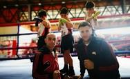 Το Fight Club Patras αγωνίστηκε στο 10th Gala School Boxing