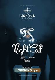 NightCall Party at Navona Club di Oggi