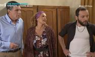 Η Τζένη Μπότση επανέλαβε την ατάκα: «Τι έγινε Κωστάκη, σε γουστάρει η χωριάτισσα;» (video)