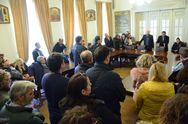 Πάτρα: H Επιτροπή αγώνα των εργαζομένων στα 8μηνα πραγματοποίησε συνάντηση με το Δήμαρχο