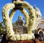Η Πάτρα τιμά τον Πολιούχο της Άγιο Ανδρέα