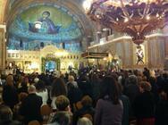 Κορυφώνονται οι θρησκευτικές εκδηλώσεις για τον Πολιούχο Απόστολο Ανδρέα