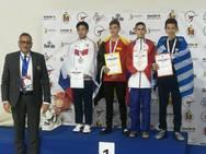 Διακρίσεις ελλήνων αθλητών στο Ευρωπαϊκό Πρωτάθλημα Ταεκβοντό