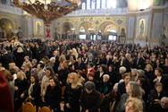 Πλήθος προσκυνητών κατέκλυσε τον Ι.Ν. του Αγίου Ανδρέου στην Πάτρα! (φωτο+video)