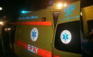 Πάτρα: Τροχαίο στο χείμαρρο Διακονιάρη με μία τραυματία