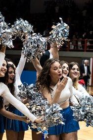 Οι cheerleaders του Προμηθέα Πατρών έγιναν τα κορίτσια της Εθνικής! (pics)