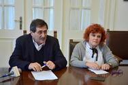 Πελετίδης & Γεροπαναγιώτη θα συμμετάσχουν ως εκλεγμένοι σύνεδροι στο συνέδριο της ΚΕΔΕ
