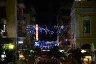 Εσάς σας αρέσει ο φετινός εορταστικός διάκοσμος της Πάτρας; (pics)