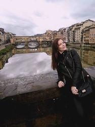 Καλομοίρα Κοντογιώργη - Από την Πάτρα στην Ματσεράτα της κεντρικής Ιταλίας!