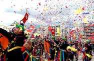 Η αφίσα του Πατρινού Καρναβαλιού 2019 'πάγωσε' τους Καρναβαλιστές