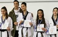 Τρία πανελλήνια μετάλλια για τη Δύναμη Πατρών στο Under 21