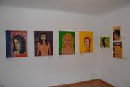 Με επιτυχία τα εγκαίνια της έκθεσης ζωγραφικής του Άγγελου Παπαδόπουλου (pics)