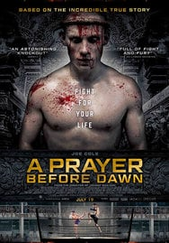 Προβολή Ταινίας 'A Prayer Before Dawn' στην Odeon Entertainment