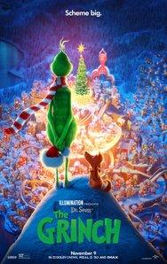 Προβολή Ταινίας 'The Grinch' στην Odeon Entertainment
