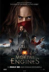 Προβολή Ταινίας 'Mortal Engines' στην Odeon Entertainment