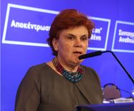 Πάτρα: H Πρόεδρος του Δημοτικού Συμβουλίου στην ΚΕΔΕ (video)
