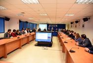 Επίσκεψη αξιωματούχων στο Αρχηγείο του Λιμενικού Σώματος