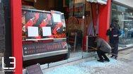 Θεσσαλονίκη: Άγνωστοι 'έσπασαν' το μαγαζί του εργοδότη που κατηγορείται για τον ξυλοδαρμό ντελιβερά (pics)