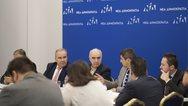 Β. Μεϊμαράκης: 'Έτος πολλαπλών εκλογών το 2019'