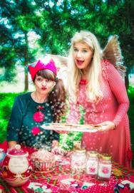 'Η Νεράιδα των γλυκών και η άτακτη Ξωτικίνα' στο Από Κοινού Θέατρο
