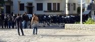 Ένταση προκλήθηκε στο μνημόσυνο του Κατσίφα στο Ηράκλειο