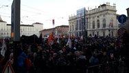 Τορίνο: Xιλιάδες διαδηλωτές κατά της σιδηροδρομικής σύνδεσης με τη Λιόν