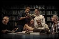'Κάτοικος Πατρών' στο Θέατρο Λιθογραφείον