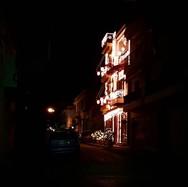 Ίσως το πιο 'φωτεινό' Χριστουγεννιάτικο σπίτι στην Πάτρα (φωτο+video)