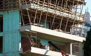ΕΛΣΤΑΤ: Αυξήθηκε η οικοδομική δραστηριότητα τον Σεπτέμβριο