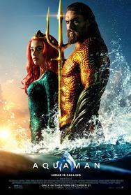 Προβολή Ταινίας 'Aquaman' στην Odeon Entertainment