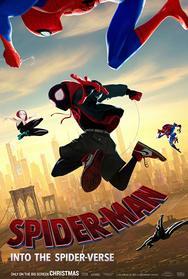 Προβολή Ταινίας 'Spider-Man: Into the spider-verse' στην Odeon Entertainment