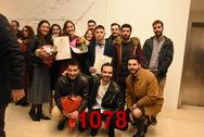 Ορκωμοσία Σχολής Μαθηματικών (β΄ ομάδα) 07/12/2018 19:30 μ.μ. Part 13/19