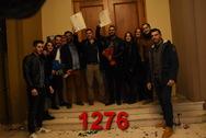 Ορκωμοσία Σχολής Μαθηματικών (β΄ ομάδα) 07/12/2018 19:30 μ.μ. Part 16/19
