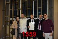 Ορκωμοσία Σχολής Μαθηματικών (β΄ ομάδα) 07/12/2018 19:30 μ.μ. Part 19/19