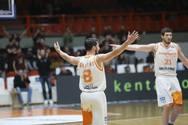 Στροφή στην Basket League για τον Προμηθέα Πατρών - Υποδέχεται τον Άρη