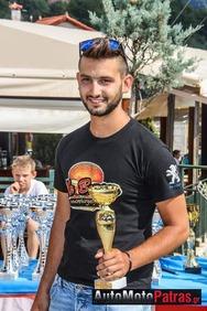 Κίμωνας Θέος - Ο 24χρονος Πατρινός είναι o πιο ανερχόμενος οδηγός στους αγώνες ανάβασης! (pics+video)