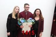 Ορκωμοσία Σχολής ΤΕΕΑΠΗ (β΄ ομάδα) & Θεατρικών Σπουδών 11/12/2018 13:00 μ.μ. Part 16/19