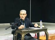 Ο Άγγελος Τσιγκρής μιλάει στην Πάτρα για τη νεανική βία και την παθολογία στην οικογένεια