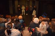 ΚοινοΤοπία: Παρακολούθησαν την παράσταση 'Ένας αόριστος άνθρωπος' (pics)