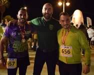 Ο Σύλλογος Εφέδρων Πελοποννήσου συμμετείχε στον αγώνα X-mas Night Run 2018