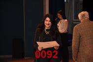 Ορκωμοσία Σχολής Σπουδών στον Ευρωπαϊκό Πολιτισμό (Επώνυμο από Α έως ΚΑ) 08/12/2018 16:00 μ.μ. Part 02/12