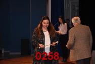 Ορκωμοσία Σχολής Σπουδών στον Ευρωπαϊκό Πολιτισμό (Επώνυμο από Α έως ΚΑ) 08/12/2018 16:00 μ.μ. Part 03/12